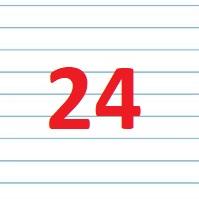 24 лінійка