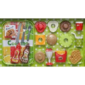 Дитячі набори посуду