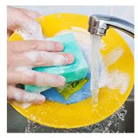 Засоби для ручного миття посуду