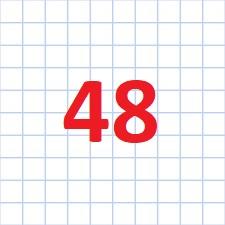 48 клітинка