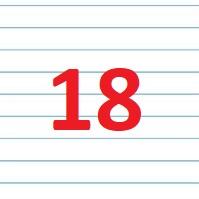 18 лінійка