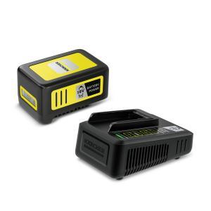 Акумулятори і зарядні пристрої для кущорізів