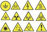 Знаки попереджувальні