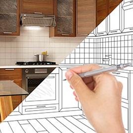 Планування модульної кухні