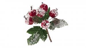Веточки новогодние ягоды