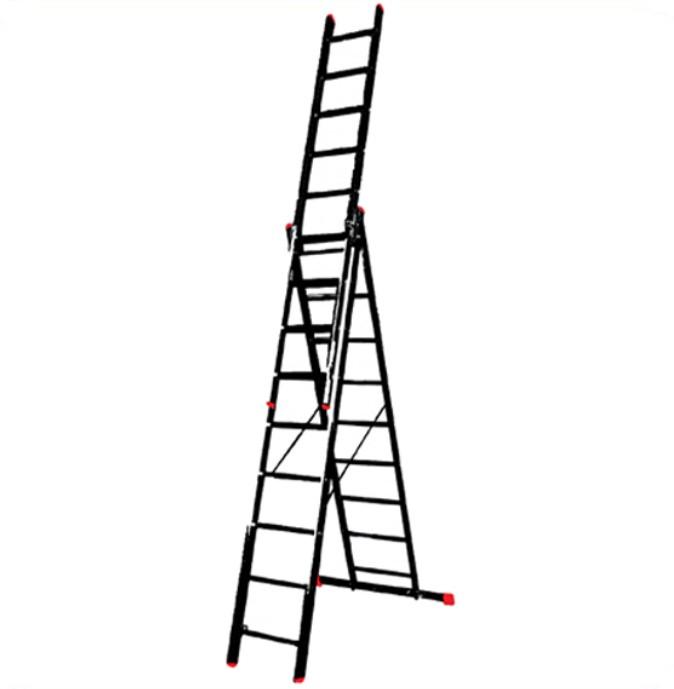 Лестницы 3-секционные
