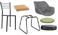 Сидіння і каркаси для стільців